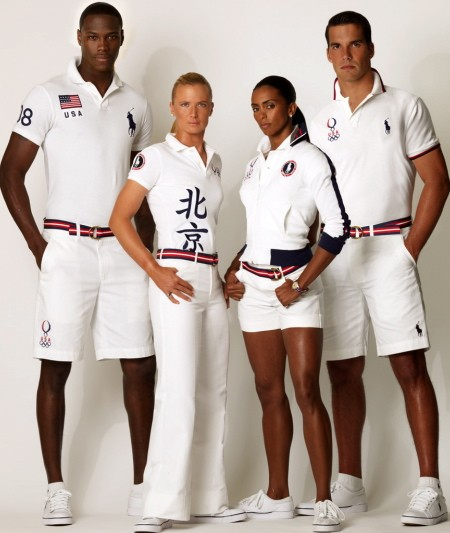 In addition to being the official clothing sponsor of both the US Open and Wimbledon, Ralph Lauren is the Polo