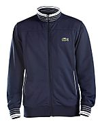Andy track jacket front