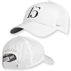ba8086e5bac18 New Nike RF Aerobill H86 Cap Roger Federer Hat Tennis Dri Fit AQ9094-100  Hats Clothing, ...