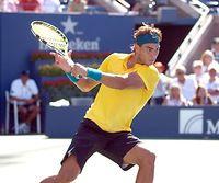 Nadal yellow